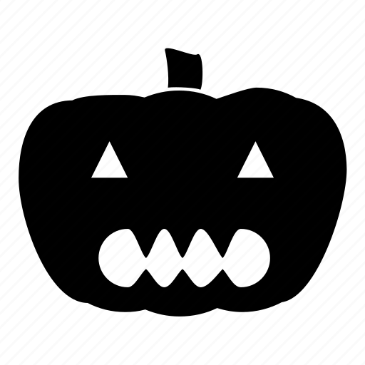 emoji, halloween, mask, pumpkin, scary, vegetable icon