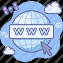 web, world, www, network icon