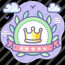 crown, achievement, royal, luxury