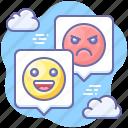 rating, emoji, rate, good, bad icon