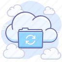 folder, storage, sync, cloud