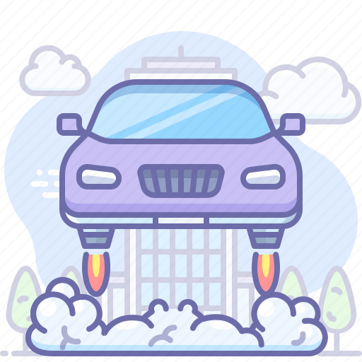 Car, future, transport icon - Download on Iconfinder