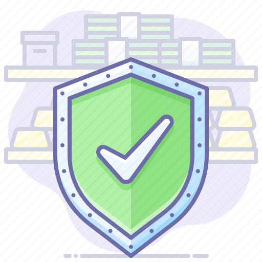 Money, security, shield icon - Download on Iconfinder
