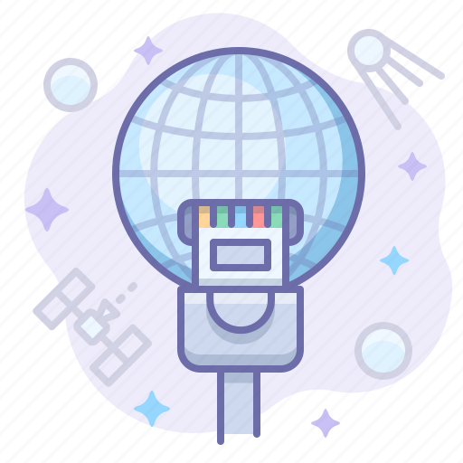 connection, ethernet, globe icon