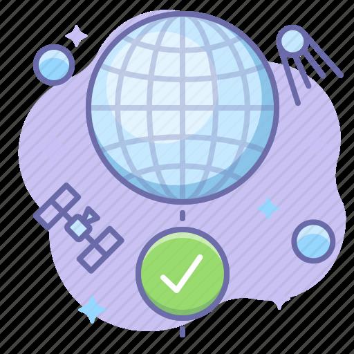 Globe, internet, online icon - Download on Iconfinder