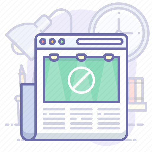adblock, adblocker, website icon