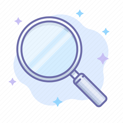 search, seo, zoom icon
