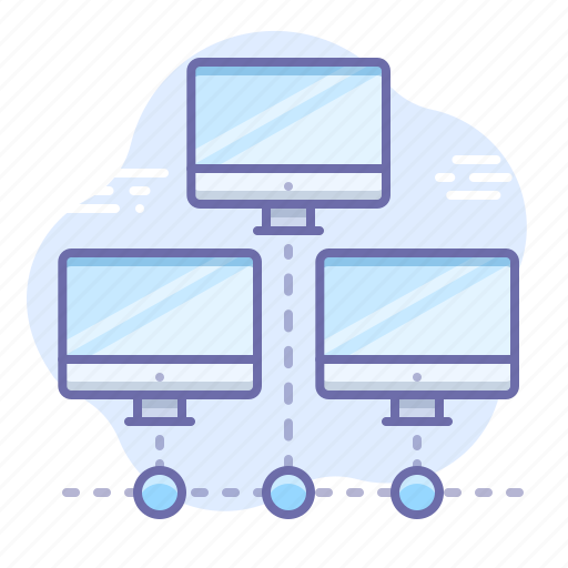 Network, pc, computer icon - Download on Iconfinder