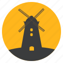 alternative, energy, power, source, turbine, wind, windmill icon
