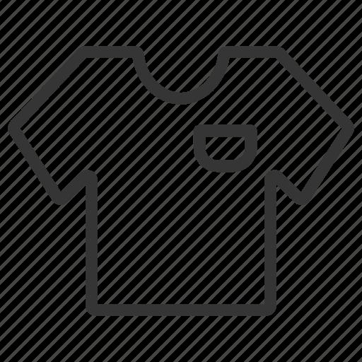 short sleeves, sportswear, summer, t-shirts, uniform icon