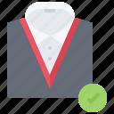 3, jacket, lesson, school, shirt, student, uniform, university icon