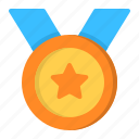 award, badge, medal, prize, winner, star