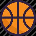 ball, basketball, game, music, play, sport