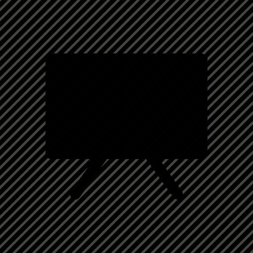 board, education, knowledge, learning, school, whiteboard icon