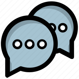 chat balloon, chat bubble, chatting, communication, conversation icon