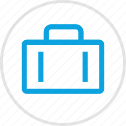 briefcase, business, professional, substitute icon