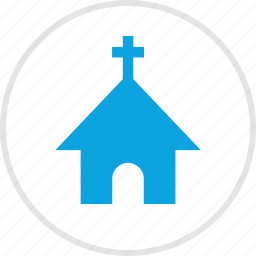 christ, church, mass, service icon