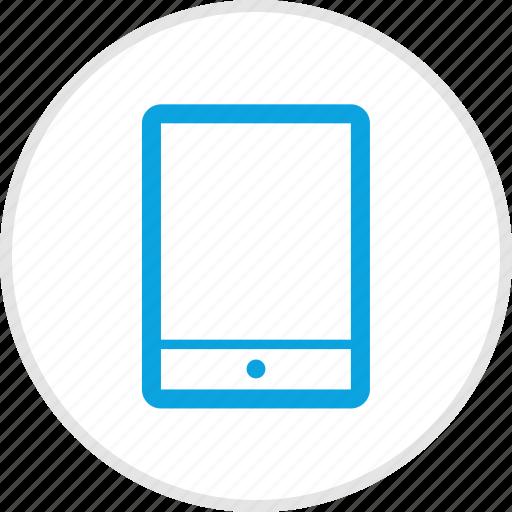 electronic, gadget, ipad, pad icon