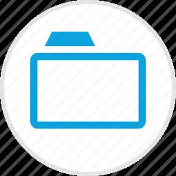 archive, file, folder, guardar, save icon