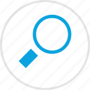 magnifier, search, find, look