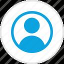 person, profile, staff, student, user