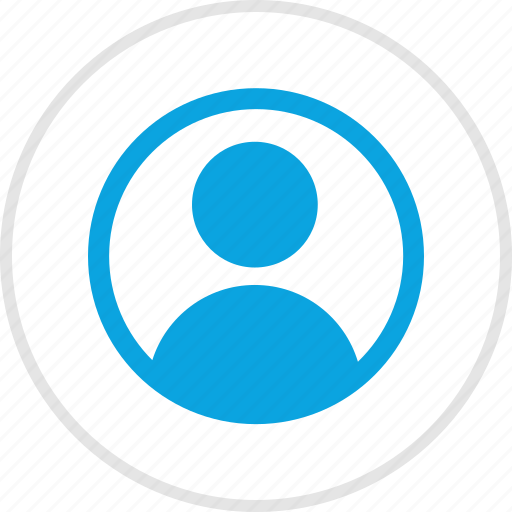 person, profile, staff, student, user icon