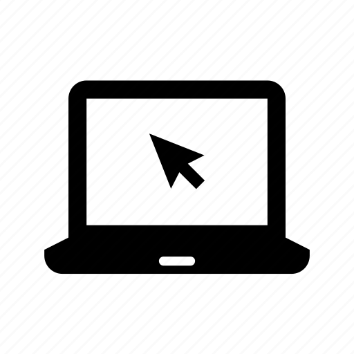 computer, internet, laptop, search, technology icon