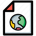 blog, geographic education, geographical news, geography, geography article icon