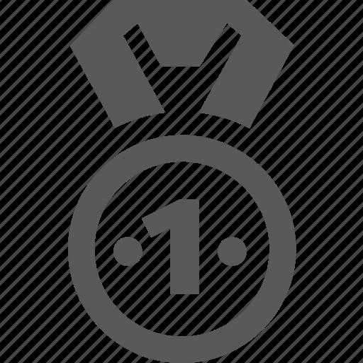 award, medal, prize, winning icon