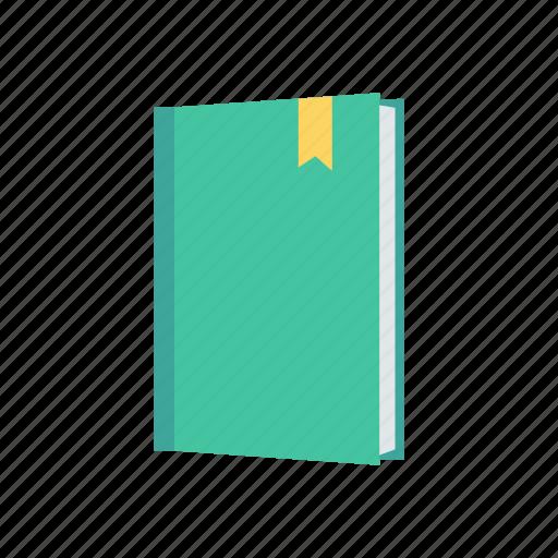 bookmark, education, knowledge, reading icon