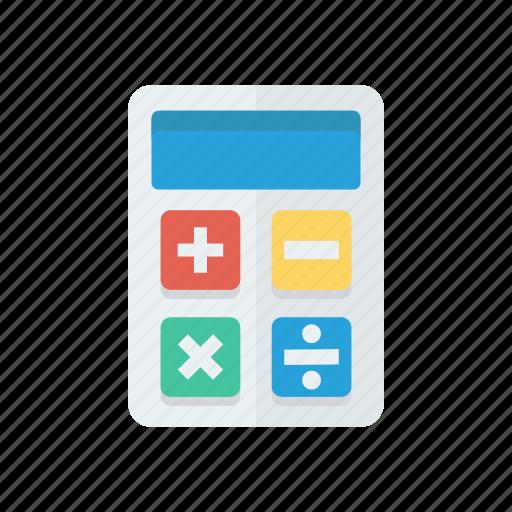 accounting, calculation, calculator, mathematic icon
