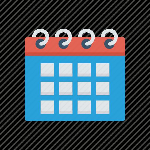calendar, date, deadline, schedule icon