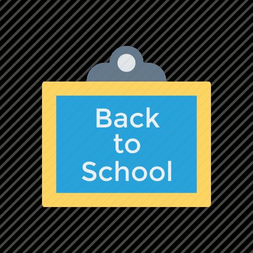 clipboard, education, school, study icon