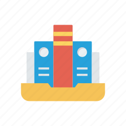 archive, document, files, office icon