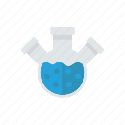 beaker, chemistry, lab, science icon