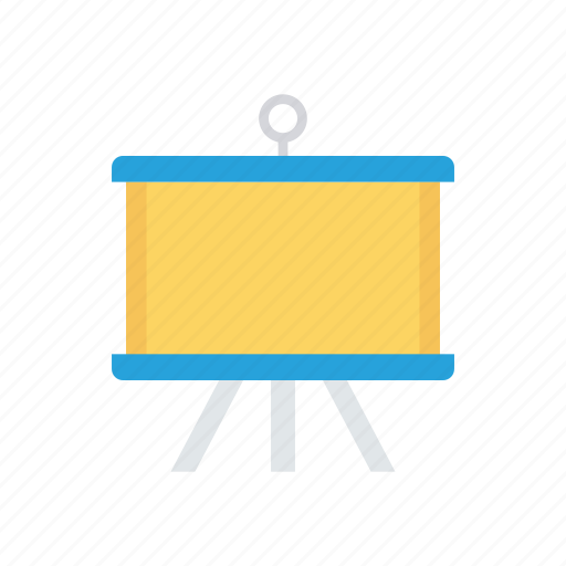 board, education, presentation, teaching icon