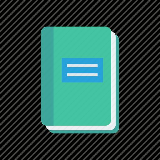 book, education, knowledge, read icon