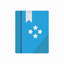 book, education, mark, reading icon
