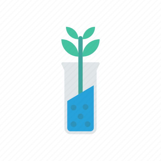 experiment, growth, lab, science icon