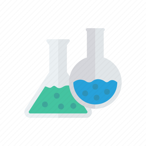 Beaker, chemistry, flask, lab icon - Download on Iconfinder