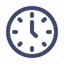 clock, education, school, time, timer icon