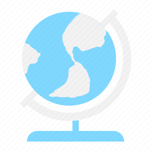 Education, geography, global, globe, learning, school, world icon - Download on Iconfinder