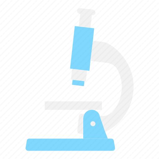 biology, chemical, education, laboratory, microscope, research, science icon