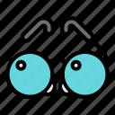 glasses, eyeglasses, optical, eyesight, sunglasses, vision, round