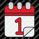 calendar, day, month, school, university
