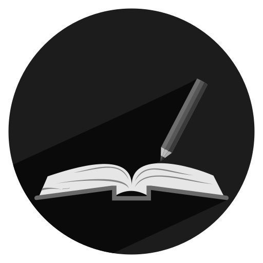 edit, knowledge, office, pen, reading, university, write icon