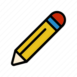 learning, pencil, school, writing icon