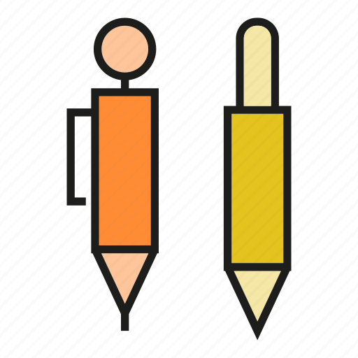 drawing, pen, pencil, tool, writing icon