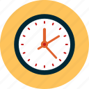 alarm clock, clock, time icon