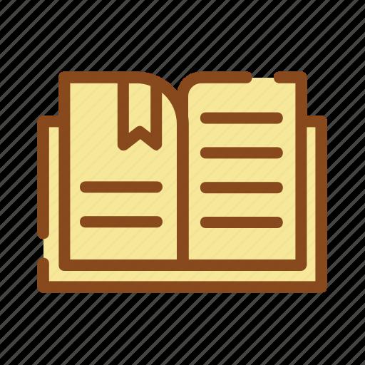 book, education, kids, pencil, school, study, teacher icon